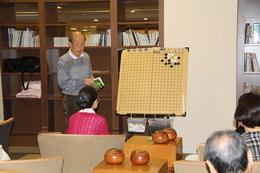 囲碁サークルインタビュー