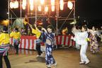 盆踊り開催